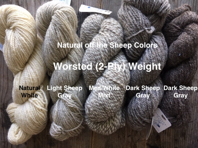 Bartlett Yarn - 2 Ply - Worsted Weight