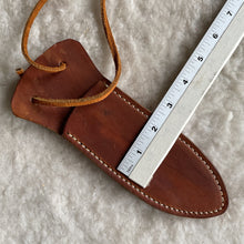 "Load image into Gallery viewer, Leather Knife Sheath ""G-Medium"" Width"