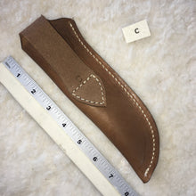 "Load image into Gallery viewer, Leather Sheath ""C"""