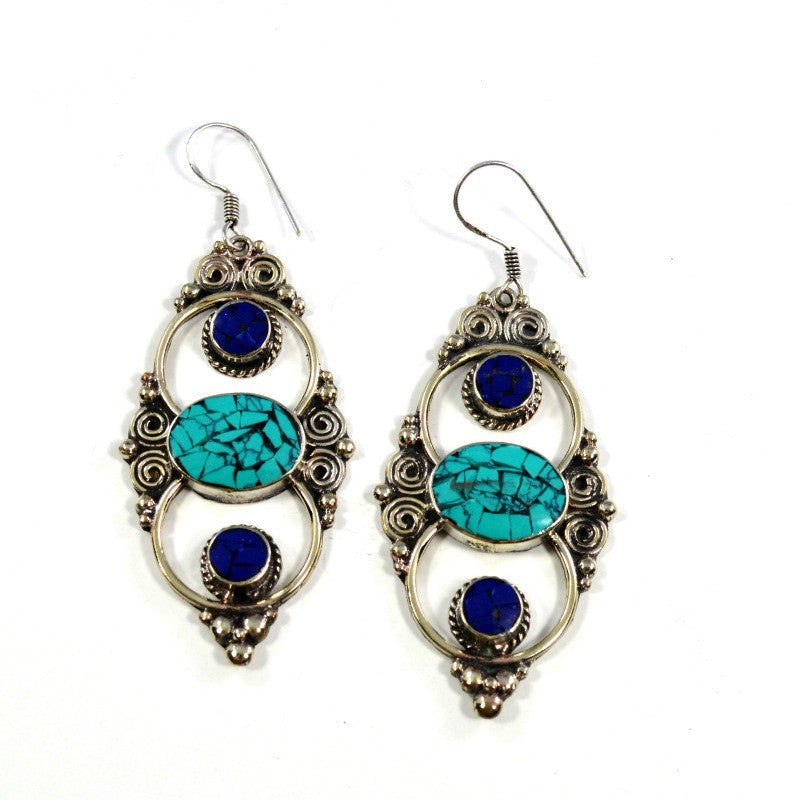 Luna Earrings - A Jewelry Wonderland