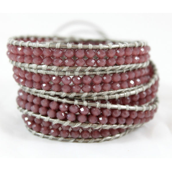 Luxury Wrap Bracelet - Razzle