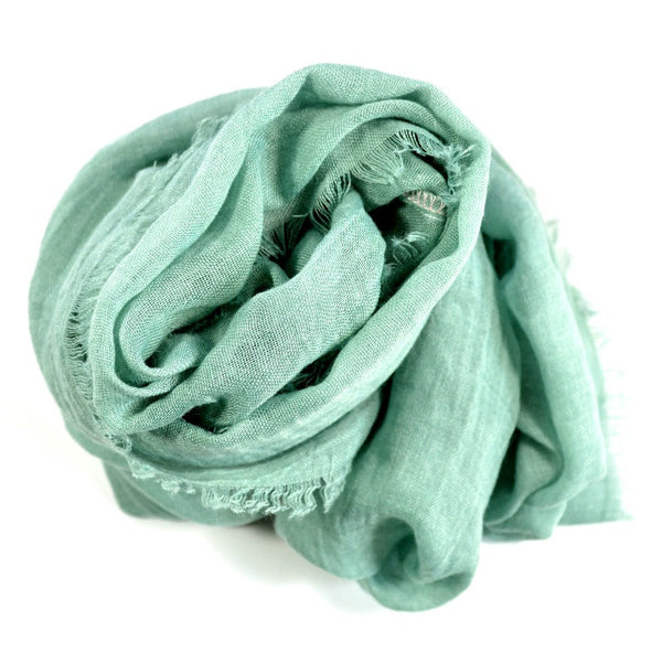 Infinity Scarf - Mint - A Jewelry Wonderland