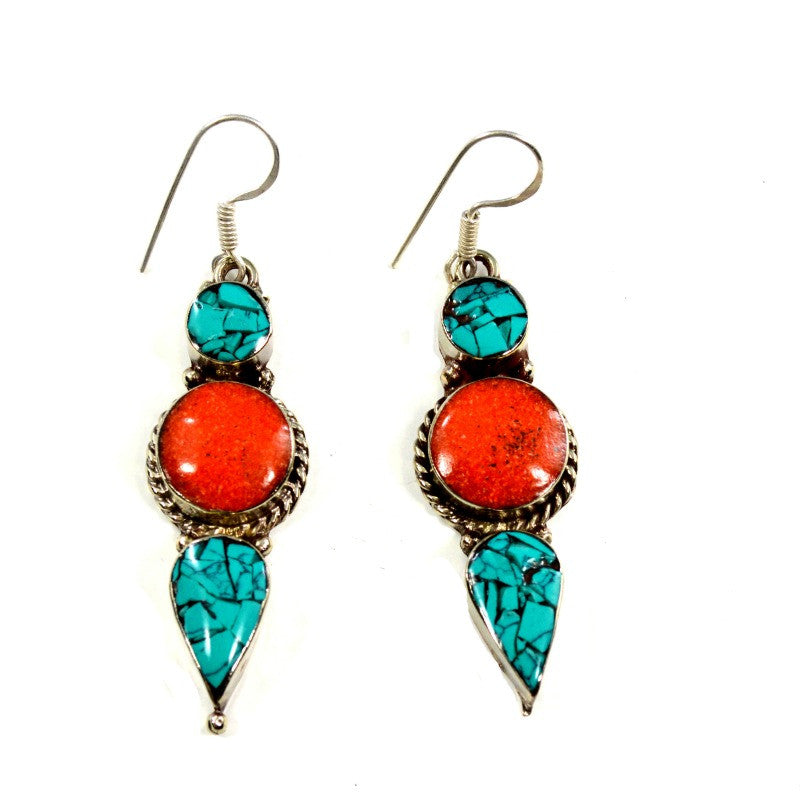 Chantak Earrings - A Jewelry Wonderland  - 1