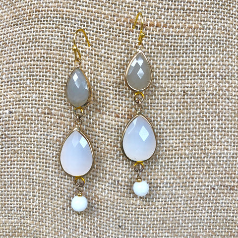 Lillian Drop Earrings