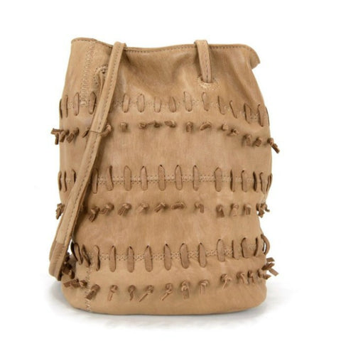 Locita Shoulder Bag - Light Tan