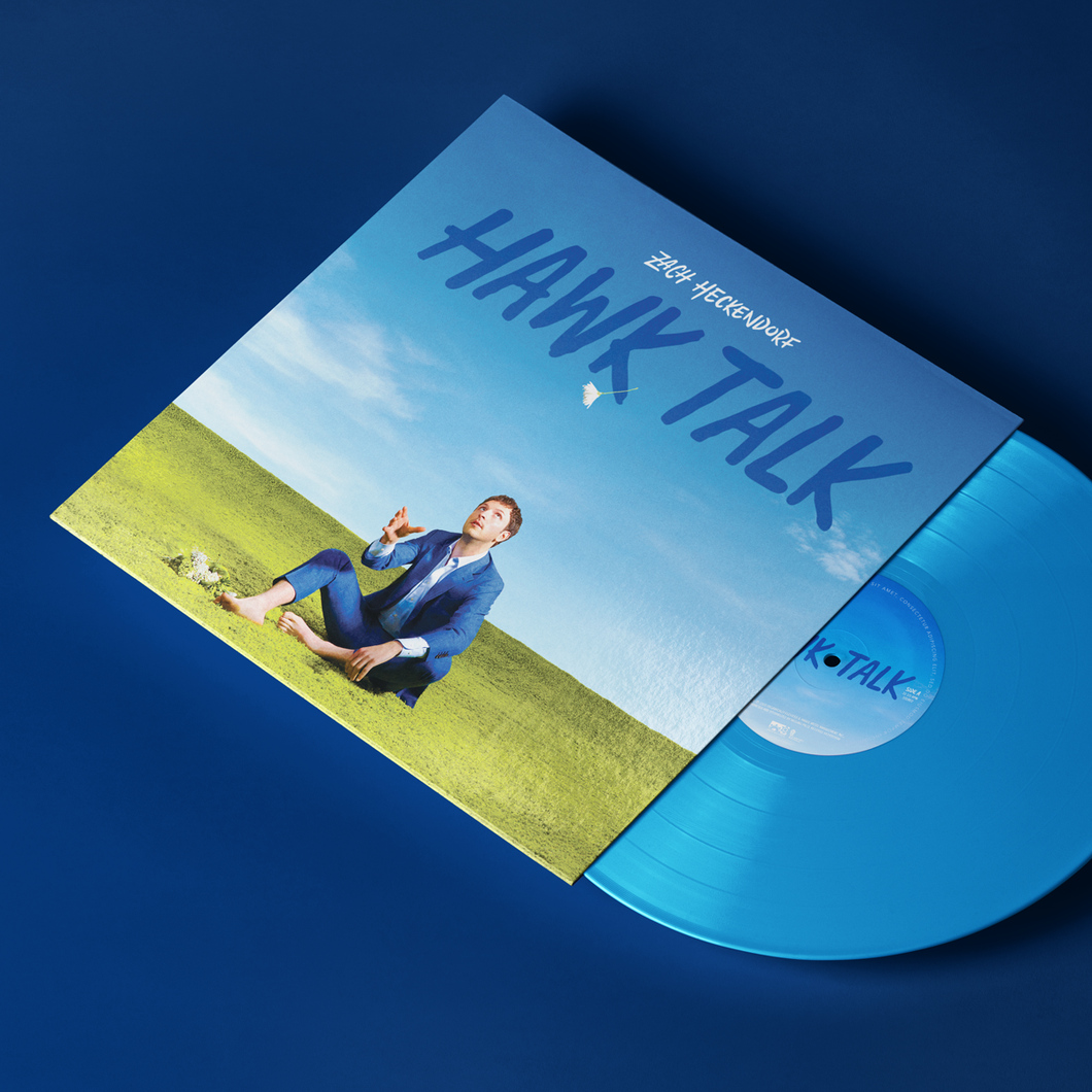 HAWK TALK (Vinyl Record)