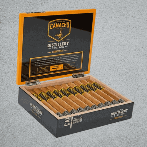 Camacho Distillery Edition