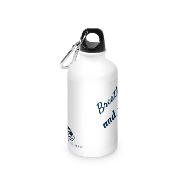 Aluminium water bottle  - 400/500/600ml options