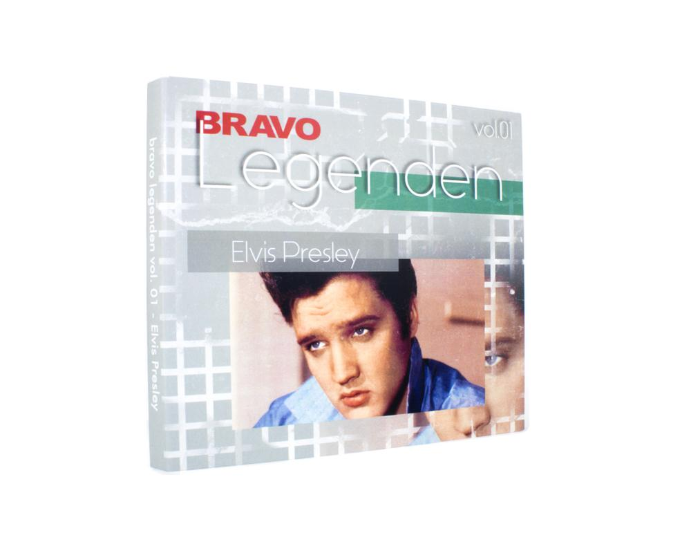Laden Sie das Bild in den Galerie-Viewer, BRAVO Legenden Vol. 01 - Alles zu Elvis Presley