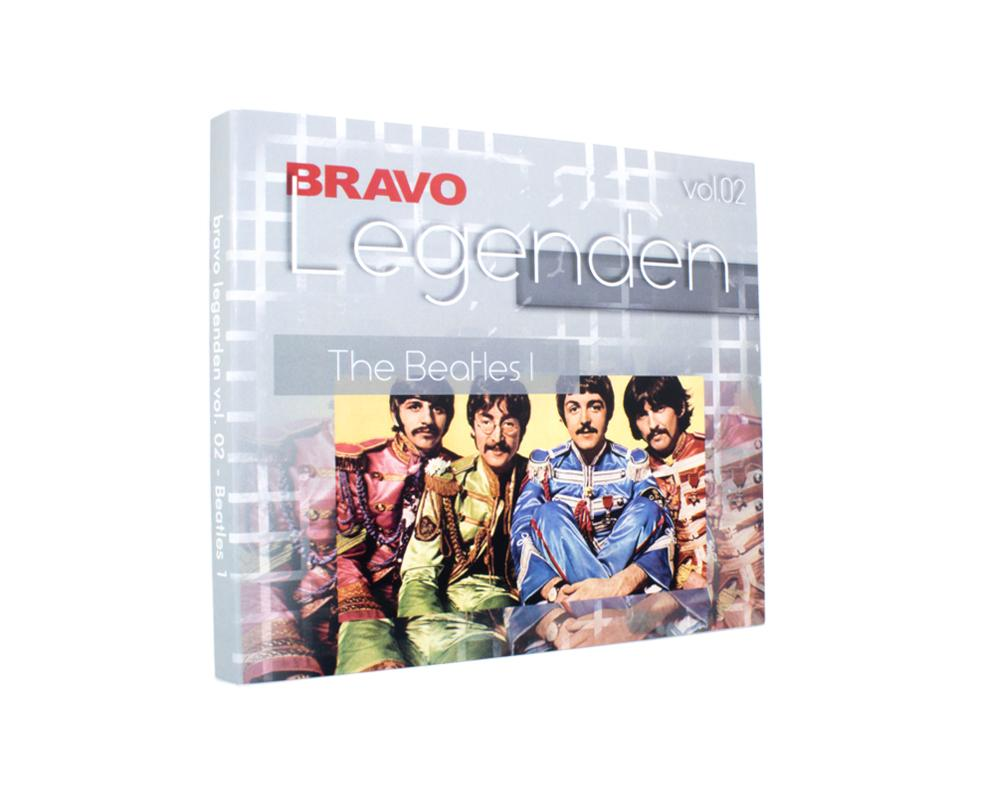 BRAVO Legenden Vol. 02 1/2 - Alles zu The Beatles