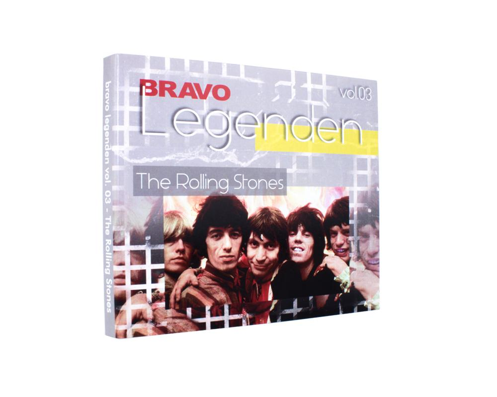 BRAVO Legenden Vol. 03 - Alles zu The Rolling Stones