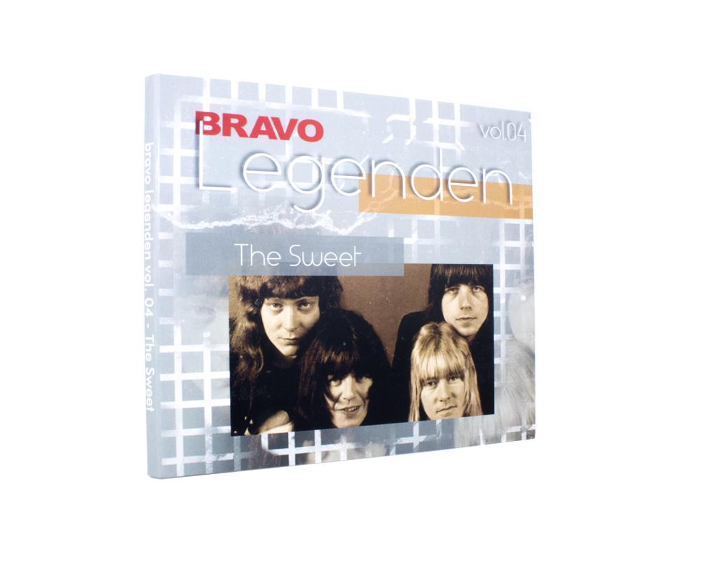 BRAVO Legenden Vol. 04 - Alles zu The Sweet