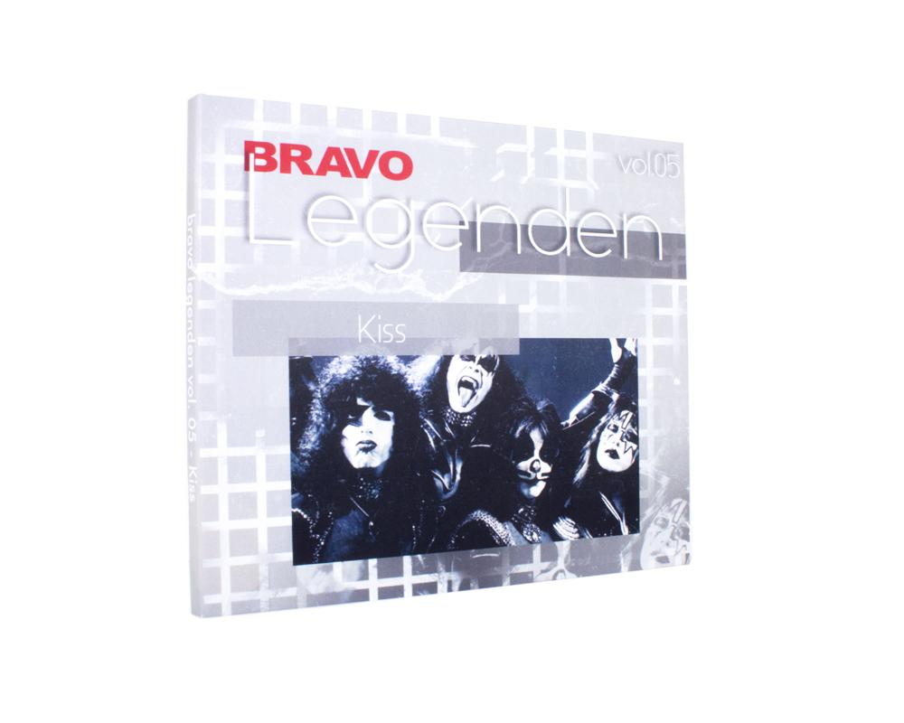 BRAVO Legenden Vol. 05 - Alles zu Kiss