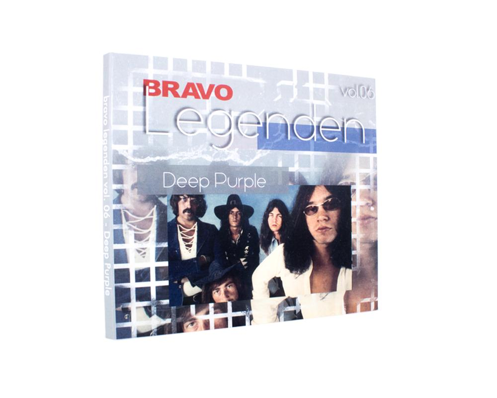 BRAVO Legenden Vol. 06 - Alles zu Deep Purple
