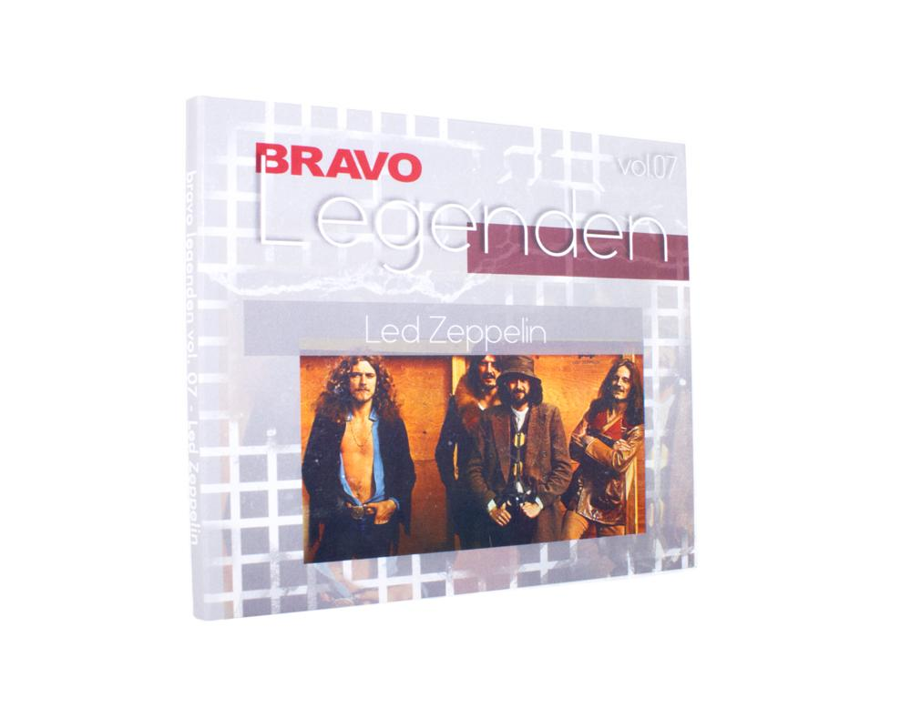 BRAVO Legenden Vol. 07 - Alles zu Led Zeppelin
