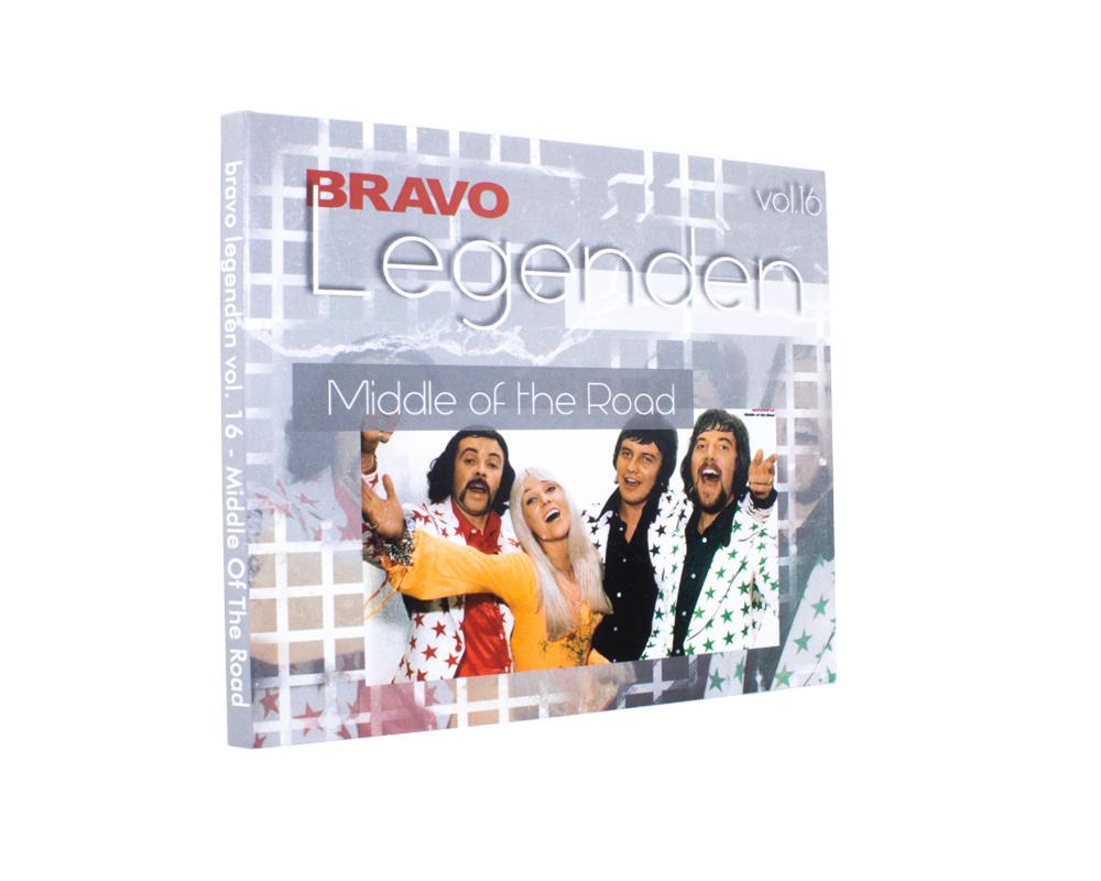 BRAVO Legenden Vol. 16 - Alles zu Middle of the Road