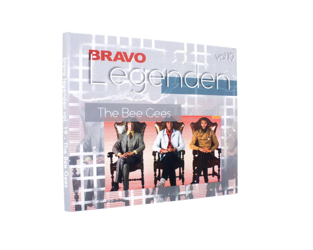 BRAVO Legenden Vol. 19 - Alles zu The Bee Gees