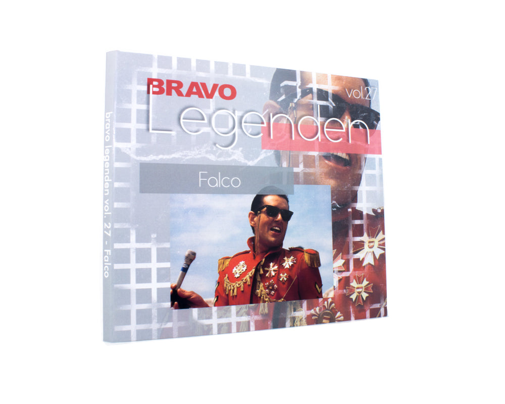 BRAVO Legenden Vol. 27 - Alles zu Falco