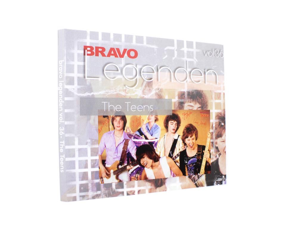 BRAVO Legenden Vol. 36 - Alles zu The Teens