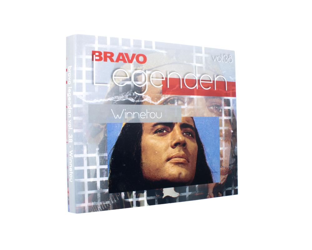 BRAVO Legenden Vol. 38 - Alles zu Winnetou, Pierre Brice und Co.