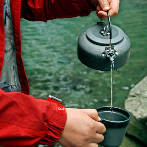 Outdoor Camping Coffee Kettle - Explore Roast