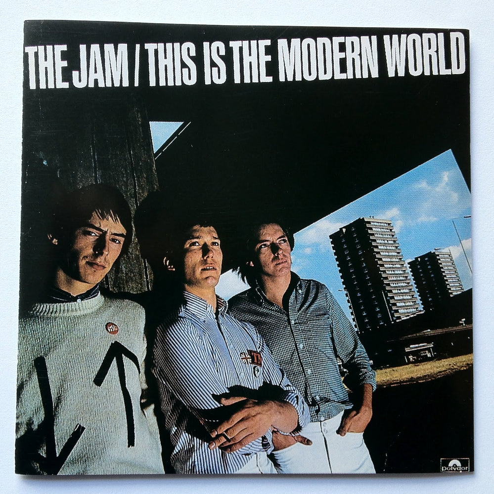 JAM- This Is The Modern World LP