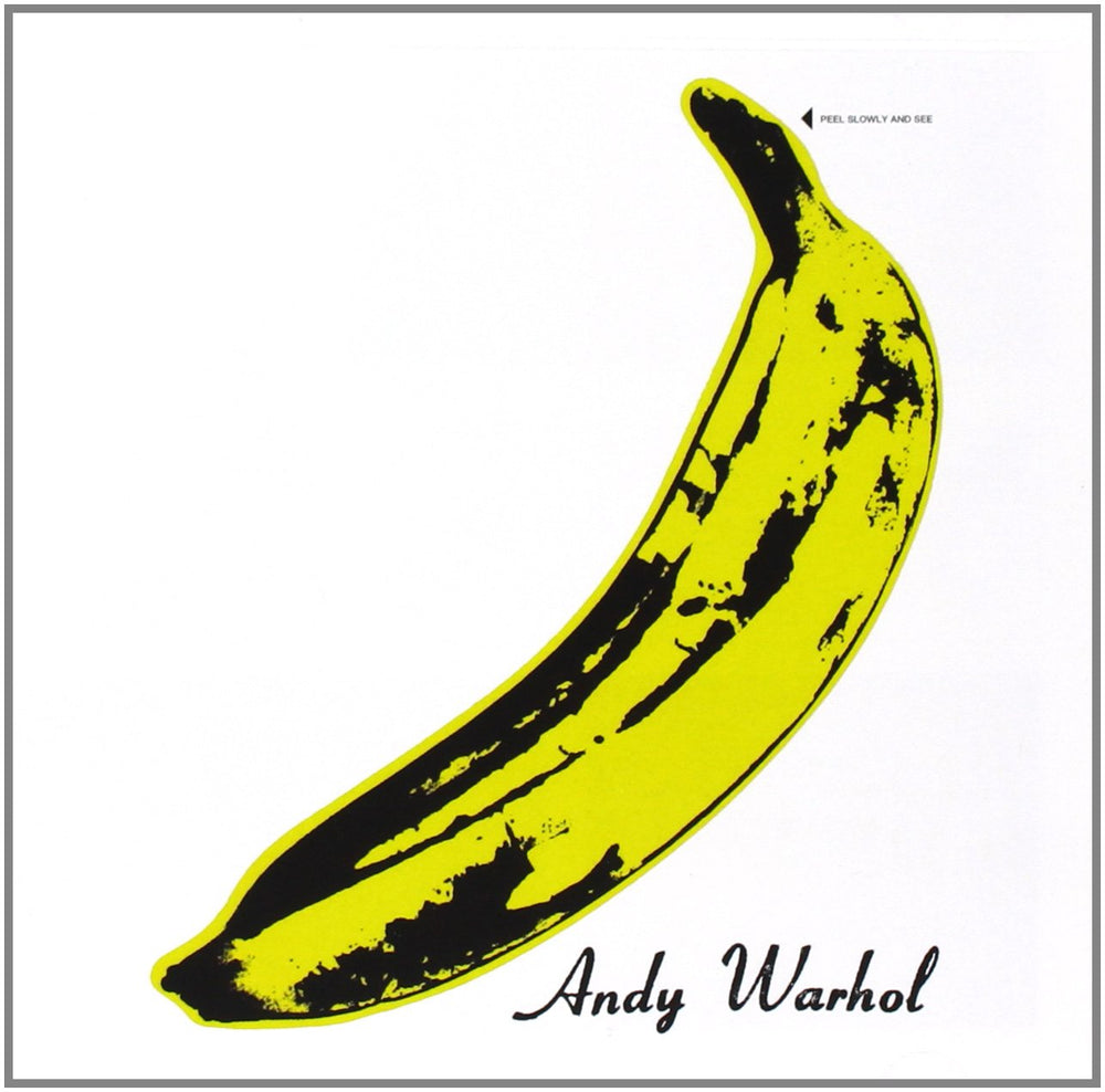 VELVET UNDERGROUND, THE & NICO- S/T LP