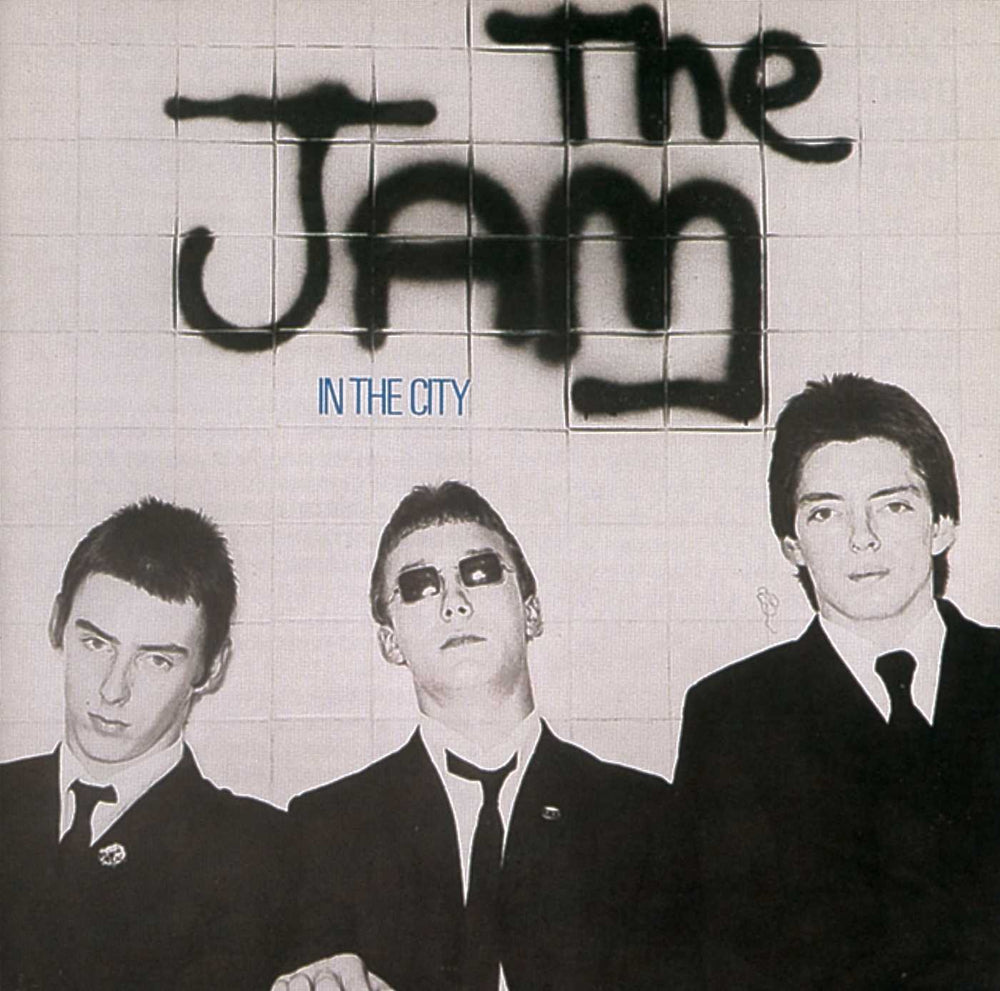 JAM- In The City LP