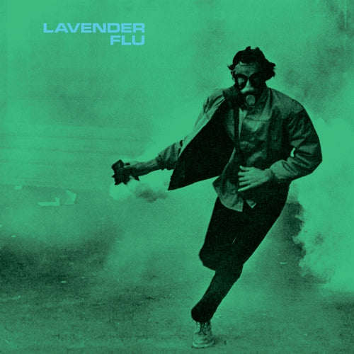LAVENDER FLU- Barbarian Dust LP