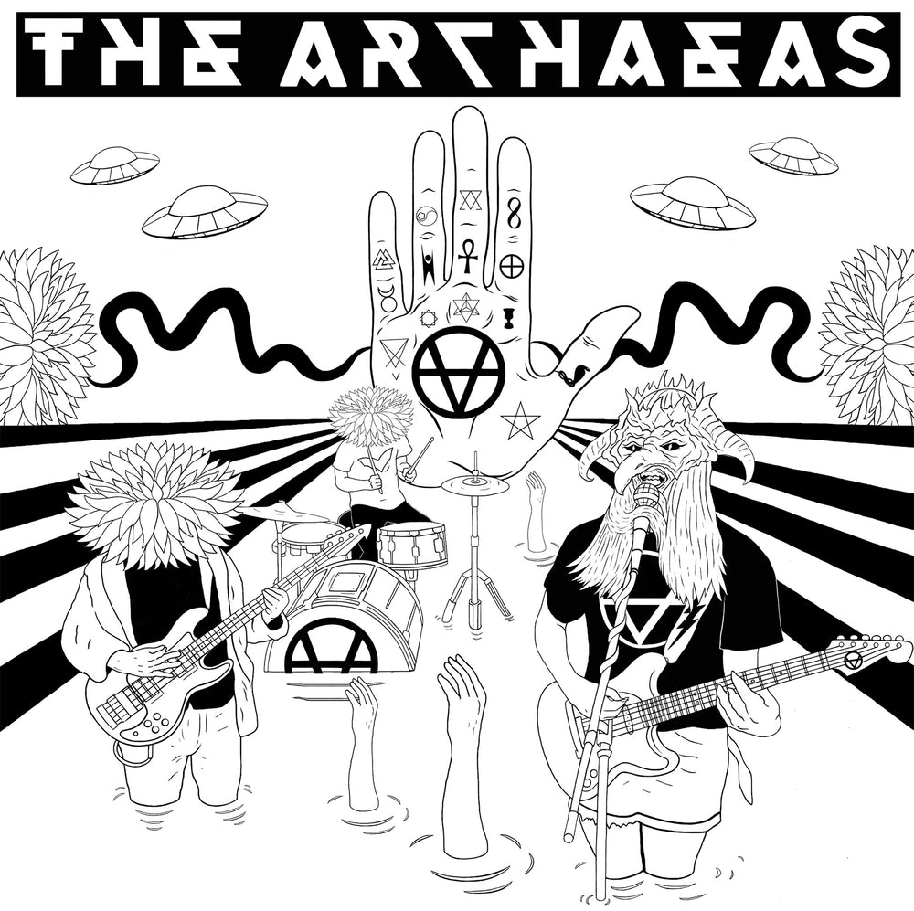 * ARCHAEAS, THE- Rock N Roll 7""