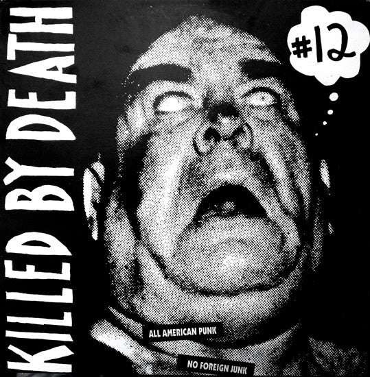 V/A KILLED BY DEATH Vol. 12 LP