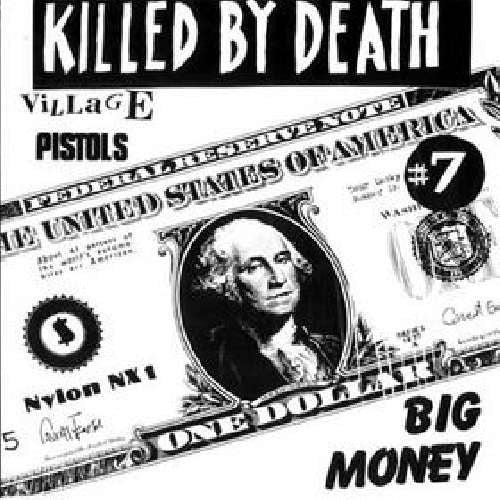 V/A KILLED BY DEATH Vol. 7 LP