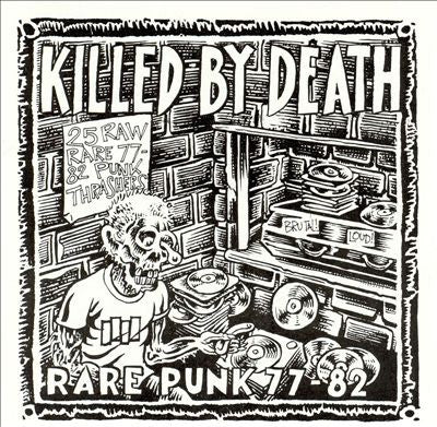 V/A KILLED BY DEATH Vol. 1 LP