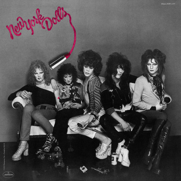NEW YORK DOLLS- S/T LP