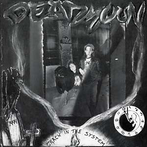 DEAD MOON- Cracks In The System LP