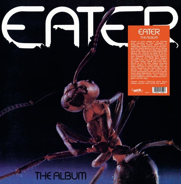 EATER- The Album LP