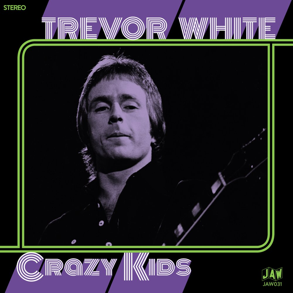 WHITE, TREVOR- Crazy Kids 7""