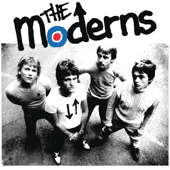 MODERNS- Year Of Today 7""