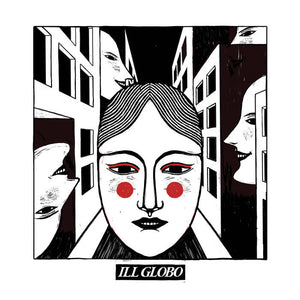 ILL GLOBO- Check The Odds 7""