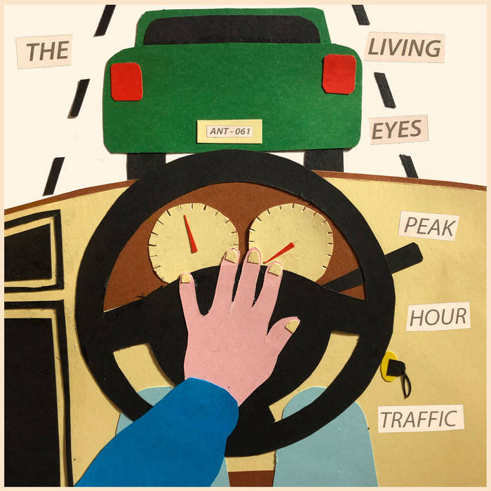 LIVING EYES- Peak Hour Traffic 7""