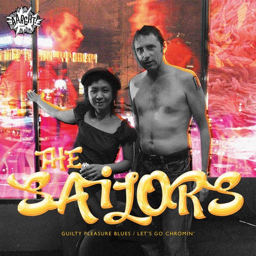 SAILORS, THE- Guilty Pleasure Blues 7""