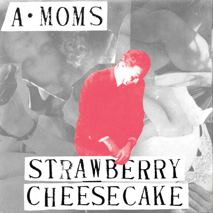 ALGEBRA MOTHERS- Strawberry Cheesecake 7""