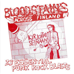 V/A BLOODSTAINS ACROSS FINLAND LP