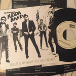 KIDDA BAND- Bullet In My Heart 7""