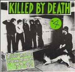 V/A KILLED BY DEATH Vol 4. LP