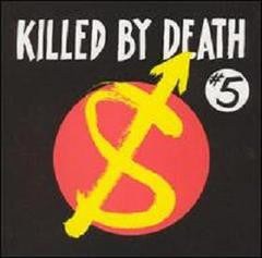 V/A KILLED BY DEATH Vol. 5 LP