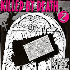 V/A KILLED BY DEATH Vol. 2 LP
