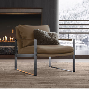 Nordic style Italy design armchair - IdeaHome24 - Home Decor ideahome24.com