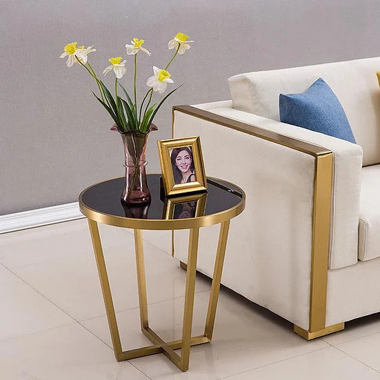 Light Luxury Side Table T006 - IdeaHome24 - Home Decor ideahome24.com