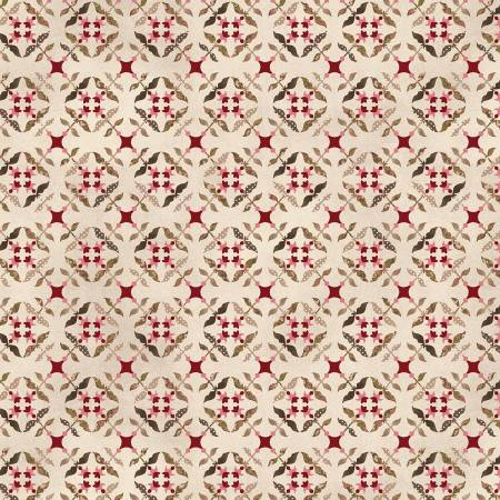 Henry Glass Fabric Tickled Pink 2235.44